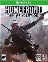 Homefront: The Revolution - Xbox One - NEW SEALED FREE S/H !!!