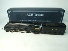 More details for ace trains o gauge lner  a4 wartime black 'sir nigel gresley'