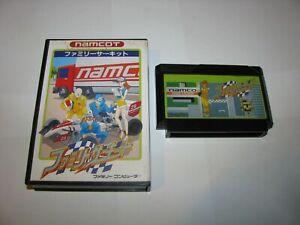 Family Circuit Famicom NES Japan import boxed no manual US Seller