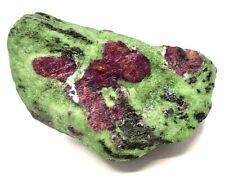 708.0 Ct Natural African Ruby In Zoisite Specimen Facet Rough AGSL Certified