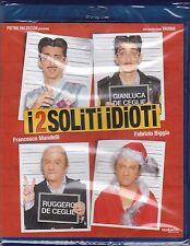 Blu-ray **I 2 SOLITI IDIOTI** nuovo 2012
