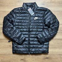 Mens Nike Sportswear Fill Puffer Jacket BV4685-010 Black New Size Small