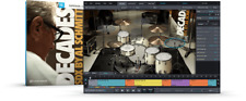 Toontrack Superior Drummer SDX - Decades - New Serial License Key