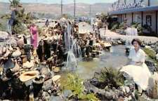 Marineland California Marineland Restaurant Fountains Vintage Postcard J81049