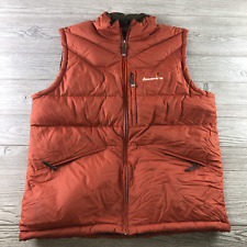Bonfire Men's Winter Snow Board Ski ORANGE/RUST Vest Size XL (Y204)
