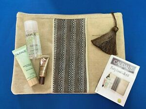 Caudalie Party Essentials Kit and Bag * Brand New *