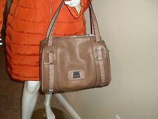 NWT Guess Dulce Shoudler Handbag Purse  Brown Color