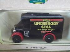 Lledo LP16136, Dennis Van, Hammerite Finnegans Underbody Seal, Waxoyl - 25 years