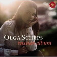 DCD Olga Scheps Russian Album (Tschaikowski, Glinka, Rachmaninov)