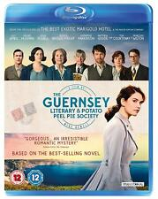 The Guernsey Literary And Potato Peel Pie Society [2018] (Blu-ray)