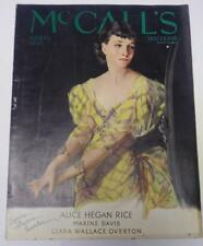 McCall's Apr 1933 Neysa McMein Cover