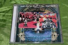DEVIL CHILDE 1985 / GENOCIDE (Nippon) Black Sanctuary CD Rare OOP