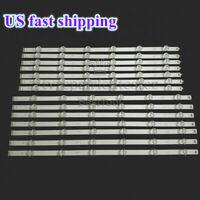 Full LN54M550060V12 LED Backlight Strips (14) for LG 55LN5400 55LN5200 55LN5700