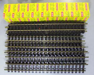Spur G LGB 1060 12 Stück gerades Gleis 600mm OVP