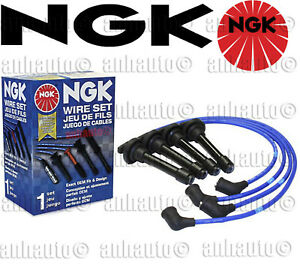 NGK Ignition Wire Set for  Honda Accord 2.2  (NON Vtec) 1992-1997