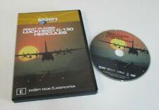 Discovery Channel 'Great Planes: Lockheed C-130 Hercules' DVD - Region 4 1989