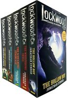 Jonathan Stroud Lockwood and Co Series 5 Books Collection Set ScreamingStaircase