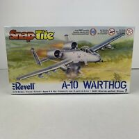 Revell Snap Tite A10 WartHog Model Kit Skill Level 1 Brand New Factory Sealed