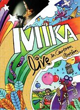 DVD - MIKA - Live in cartoon motion