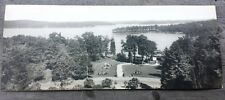Vintage Set of Six Panoramic Photos of the Thousand Islands