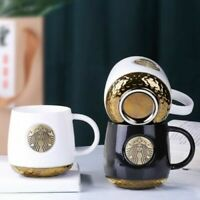 Limited Edition Starbucks Scales Mermaid Coffee Mug Single Water Cup 14oz New