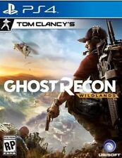 Tom Clancy's Ghost Recon: Wildlands (Sony PlayStation 4, 2017) Game Disc Only