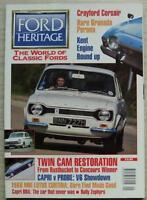 FORD HERITAGE Car Magazine Autumn 1994 ISSUE 7  Escort Twin Cam  LOTUS CORTINA