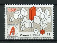 Spain 2019 MNH Corps Architectural Engineers Treasury 1v Set Architecture Stamps