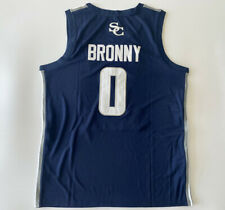Vintage Bronny #0 Sierra Basketball Jerseys Stitched High School