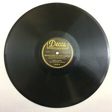 """Fred Waring Buckle Down, Winsocki / Moonlight on the Campus 18275 78 rpm 10"""" VG"""
