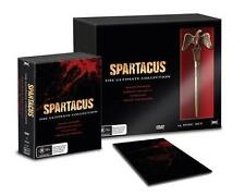 SPARTACUS The Ultimate Collection : NEW DVD