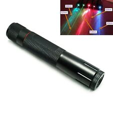 Waterproof 635nm 638nm Red Dot Focusable Laser Pointer 638T-100 Flashlight Box