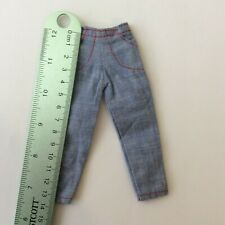 Attractive Trousers - ruler in photos - vintage dolls clothes