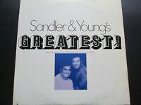 Sandler & Young's Greatest! Capitol SKAO 372  lp vinyl