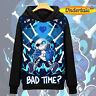 Warm Game Undertale Sans Papyrus Cosplay Pullover Casual Sweater Hoodie Coat #93