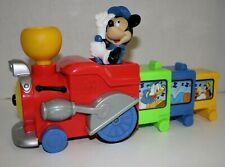 New listing Vintage Disney Mickey Mouse Expanding Toy Train - Clubhouse Mattel 2000.