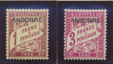 Cheap Sale 1938 Andorra French 70c Scott# 43 Michel # 65 Unused Cs26781 Andorra Europe