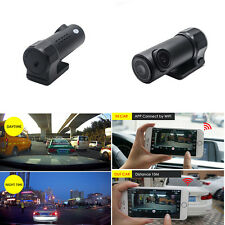 WiFi Car DVR HD 1080P Camera Vehicle Digital Dash Cam Night Vision With Charger