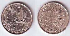 PORTUGAL 100 escudos 1989 ARCHIPIELAGO DE AZORES 1439-1989 S/C