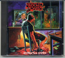 "Morbid Saint ""Destruction System"" 1992, CD"