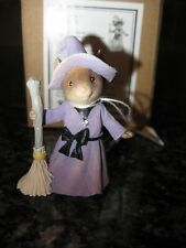 Tales With Heart Halloween Too Cute To Spook Mouse Figurine 6006559 Nib