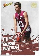 2016 Future Force Base Card (29) Declan WATSON North Melbourne