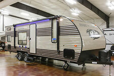 New 2018 26BH Limited Lite Bunkhouse Travel Trailer Camper with Bunks Never Used