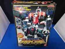 NEW Bandai Power Rangers Dekaranger DX DEKAWING ROBO SPD SWAT Megazord F/S japan
