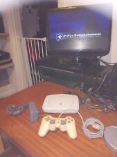 region free PS one will play NTSC and pal games from any region