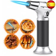 Antorcha de Cocina, RenFox Soplete de Cocina Profesional Antorcha Butano (Black)