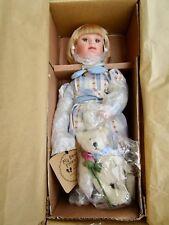 "Boyds Bears Doll "" My Best Friend - 00006000  Alexa With Bon Bon "" In Box"