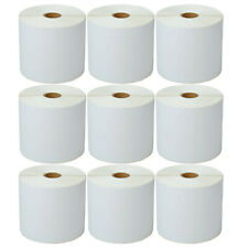 9rolls 4x6 Direct Thermal Shipping 500 Labels For Zebra Lp2824 Lp2442 Tlp2844