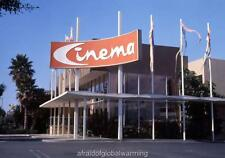 Photo. 1973-4. Costa Mesa, California.  Edwards Cinema