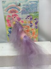 My Little Pony Spring Song Sweetheart Sister Pony Hasboro 1988 Rm 2 Plastic Bin